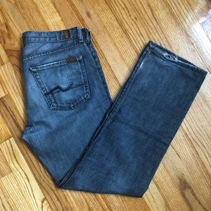 7 For All Mankind Vintage Standard Men's Jean 34W